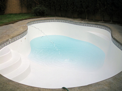 Finished Pool